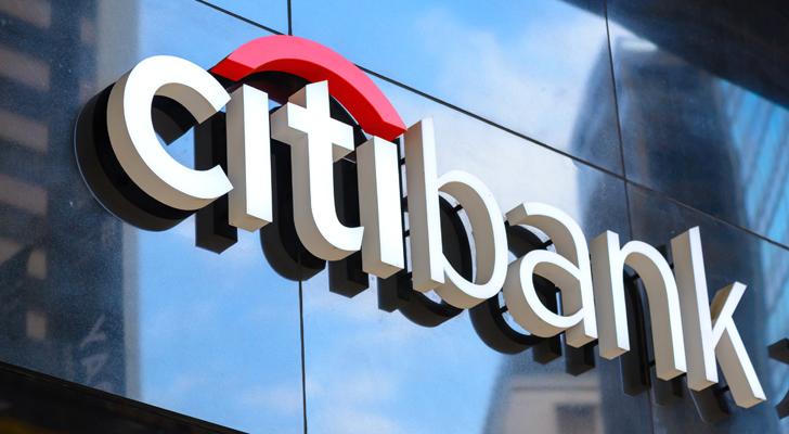 Citigroup Inc. stock rises Monday, outperforms market
