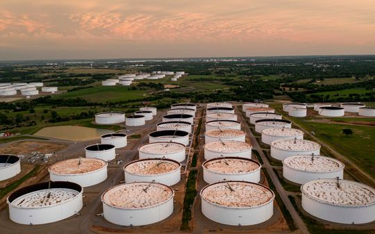 Oil prices finish higher as selling sparked by White House blast at OPEC fades