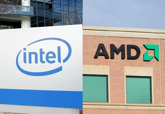 AMD stock scores sixth straight record high as more data shows gains against Intel