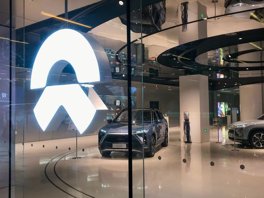 Nio released earnings Wednesday. Here's how to value its stock compared to Tesla, Ford and other rivals