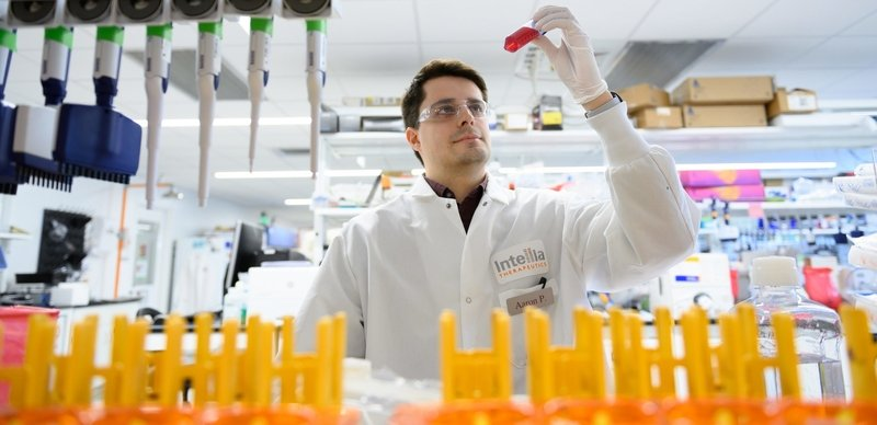 Intellia's ex vivo gene editing candidate for cancer cleared by FDA for human studies