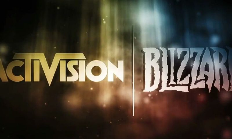 Activision Blizzard Inc. stock remains steady Monday, underperforms market
