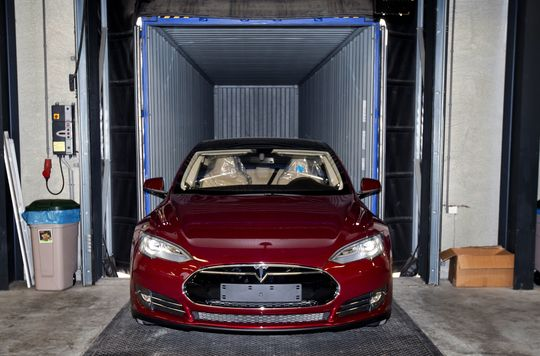 Tesla stock climbs to 8-month high after Jefferies boosts price target, profit view
